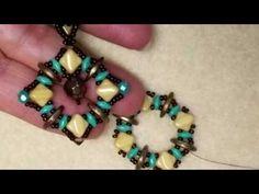 Desert Diamond Earrings - YouTube