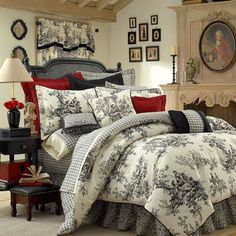 Thomasville Bouvier Bedding - Best Sales and Prices Online! Home Decorating Company has Thomasville Bouvier Bedding