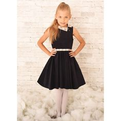 c77c61fe160 Robe Qui Tourne - Velours Bleu Marine - Hepburn - Taille   10 ans 11 ans 12  ans 2 ans 3 ans 4 ans 5 ans 6 ans 7 ans 8 ans 9 ans. Robe Patineuse ...