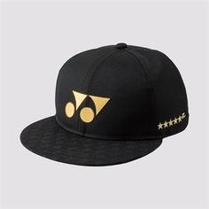 YONEX - 40001LDEX Cap http://www.yonexusa.com/sports/badminton/products/badminton/lin-dan-exclusive/40001ldex-cap/