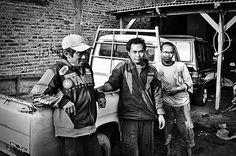 Indonesian automechanics.