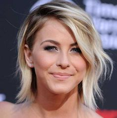 10  Short Haircuts for Thin Wavy Hair | http://www.short-haircut.com/10-short-haircuts-for-thin-wavy-hair.html