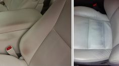 How to Remove Blue Jean Stains From Leather Seats