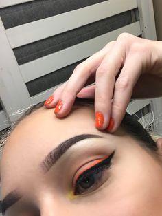 Eyeliner, Eye Makeup, Neon, Photo And Video, Instagram, Makeup Eyes, Eye Liner, Eye Make Up, Neon Colors