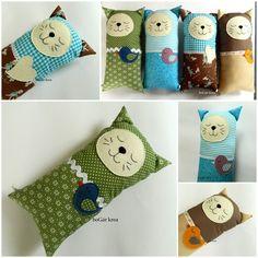 sleepy pillow, handmade by boGár krea