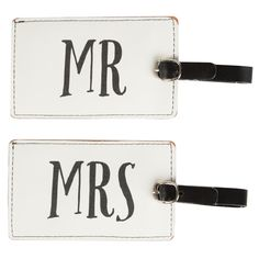 Mr & Mrs Luggage Tag (options available) available to buy direct from Sass & Belle. Charming gifts and homeware, designed with love. Travel Wedding Gifts, Travel Gifts, Online Gift Store, Suitcase Bag, Quirky Gifts, Christmas Gift Guide, Travel Luggage, Mr Mrs, Vintage Travel