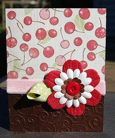 Cheery Cherry Card