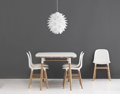 Form Chair - Simon Legald for Norman Copenhagen
