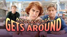 Nicolas Cage Gets Around, A Parody Where Nic Cage is Digitally Implanted Into Classic Movie Scenes