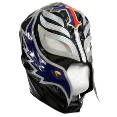IDEA: People make their own luchador masks and wear them whenever Sin Cara or Rey Mysterio enter the Arena