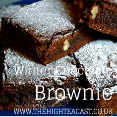 Who doesn't love gooey chocolate in cake form? Everyone loves chocolate brownies, and here's a simple recipe!