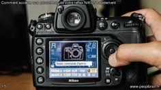 Comment accéder aux paramètres de votre reflex NIKON rapidement ? Voici un tutoriel vous montrant comment accédez rapidement aux paramètres principaux de votre reflex, cela vous permettra d'optimiser votre gain de temps et vous permettra d'être plus réactif... Le guide complet ici : http://www.peoplbrain.fr/tutoriaux/photographie/acceder-aux-parametres-de-votre-reflex-nikon-rapidement