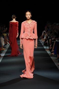 No. 14 | Georges Hobeika | Couture | Fall-Winter 2013/14