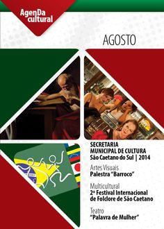 Agenda Cultural - Agosto/14
