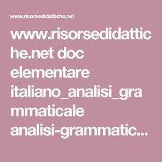 www.risorsedidattiche.net doc elementare italiano_analisi_grammaticale analisi-grammaticale.xls