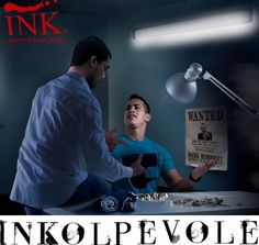 "INKolpevole - ""What the INK are You ? "" coming soon on www.inkproject.it"