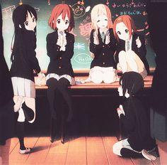 Anime / K-on
