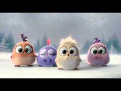 ¡Feliz Navidad con Angry Birds!