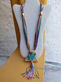 68a3138f25d4 244 mejores imágenes de collar y nudos
