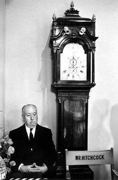 Alfred Hitchcock fot
