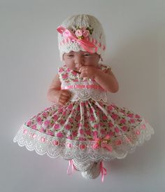 5107fe450 7 Best New born cute baby dolls images