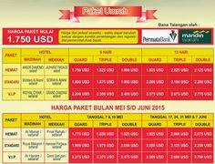 Travel umroh murah jakarta Alhijaz Indowisata menyediakan Umroh dengan biaya yang murah dan hemat di tahun 2015