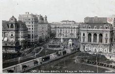 Praça do Patriarca – Sampa Histórica