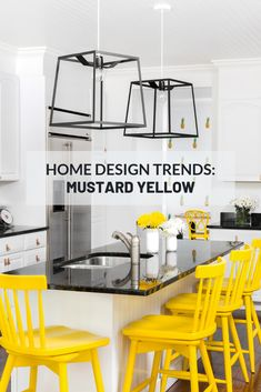 233e2d25f06 How to Use Mustard Yellow in Your Home