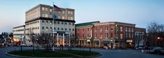 The hotel has served Presidents Ulysses S. Grant, Richard Nixon, and Dwight Eisenhower for over two centuries.  The #Gettysburg Hotel, Est.1797, PA   #Historic Hotels of America