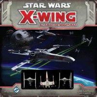 Star Wars: XWing El Juego De Miniaturas