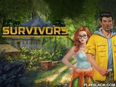 Survivors: The Quest  Android Game - playslack.com , assist 3 travelers of a fly that squashed  on a desert islet. compete as each character investigating  the perplexities of the islet. Find a path home. assist the heroes of this game for Android in a lot of ventures and risky states that await them on a neglected  islet. Take work of their wellbeing, find substance, and don't forget about sleeping. assist the characters open friendly relations with each other. investigate location…