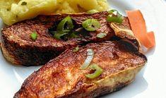 Restovaný patizon Baked Potato, Steak, French Toast, Pork, Potatoes, Baking, Breakfast, Ethnic Recipes, Catalog