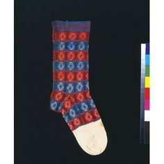 Sock | Morley, W. H. | V&A Search the Collections