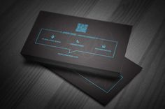 Freebie Business Card Template on Behance