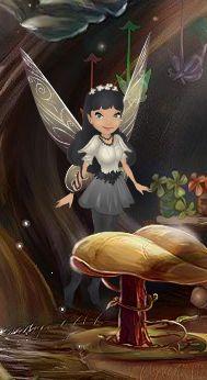 Ember - Disney Fairies Wiki