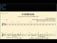 Clarinet - Compass - Lady Antebellum - Sheet Music, Chords, & Vocals - YouTube