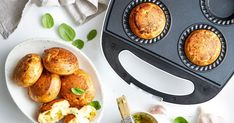 Cooked in a Kmart pie maker, these oozy garlic bread balls make for an easy kid's dinner, side dish or finger food idea.