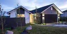 Waiata showhome Landmark Homes builders Pukekohe