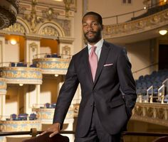 History Made: Randall Woodfin Elected As Birmingham's New Mayor – BECAUSE OF THEM, WE CAN