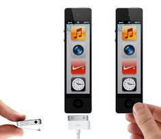 iPod Nano Touch: Extended and Smarter    Hear, hear all hardcore fanboys, we have a special treat for you and want to know your take on it. Presenting the iPod Nano Touch Concept: Extended and Smarter! The concept includes juicy features like WiFi, front facing camera that enables Facetime calls, weather status, ability to record Nike+ exercise results, classic apps like time, music, radio, images & podcasts.