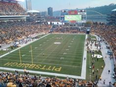 #tickets 2 Steelers vs. Chiefs Tickets. Section 526. Row B. Seats 7 & 8. please retweet