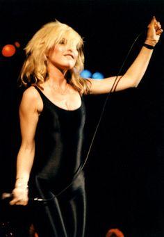 Debbie Harry, Philadelphia 1978