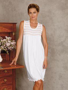 1949ed703b Kristin - Luxury Nightwear - Schweitzer Linen