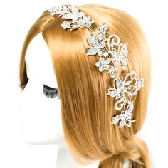 56 sold in 30 days for 5.05$ on AliExpress. Click image to visit --CZ Diamond Tiaras And Crowns Bridal Hair Ornaments For Weddings Crystals Pearls Hair Accessories Forehead Jewelry Women Diadem