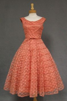 Party Dress 1950