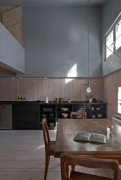 Halbhaus | Jonathan Tuckey Design