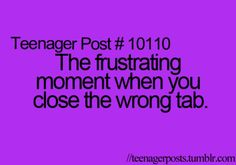 Happens all of the time