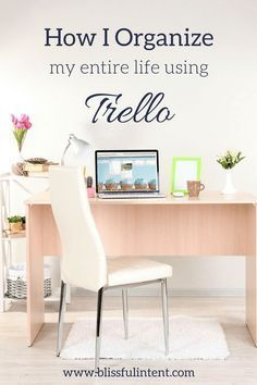 Trello is a great free tool that you can use to organize your entire life! Find out how I use Trello to organize my family. Trello for moms | How to use Trello | Trello templates | Trello meal planning | Trello organize