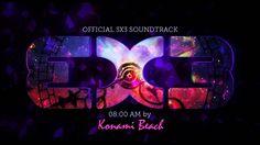 Official logo for all our #3x3 #soundtracks (by Konami Beach)