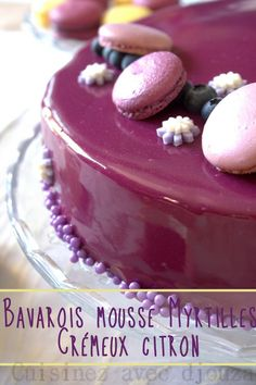 Discover recipes, home ideas, style inspiration and other ideas to try. Mousse Dessert, Mousse Cake, Confinement Food, Patisserie Fine, Different Cakes, Fancy Desserts, Pastry Cake, Ice Cream Recipes, Let Them Eat Cake